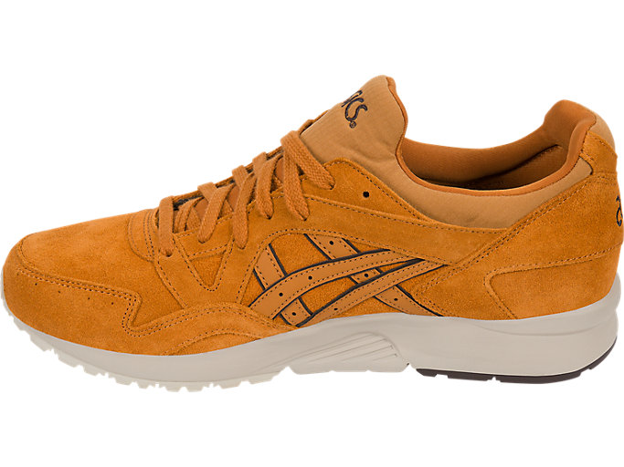Left side view of GEL-LYTE V, HONEY GINGER/HONEY GINGER