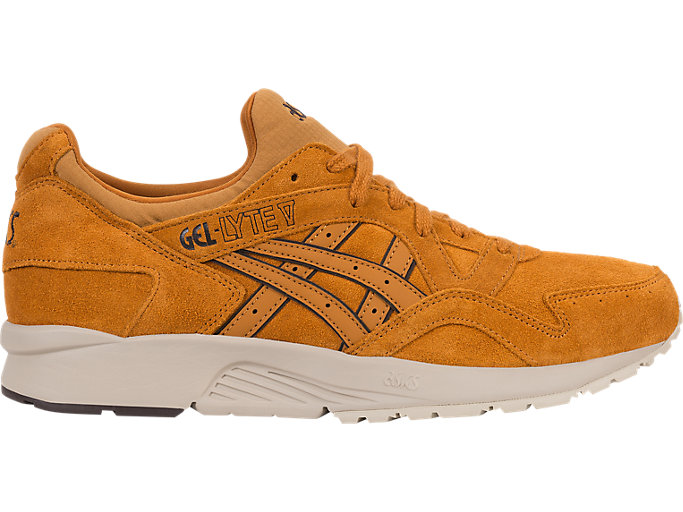 Right side view of GEL-LYTE V, HONEY GINGER/HONEY GINGER