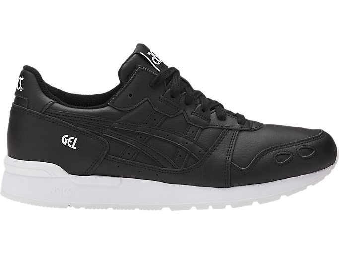 Right side view of GEL-LYTE™, BLACK/BLACK