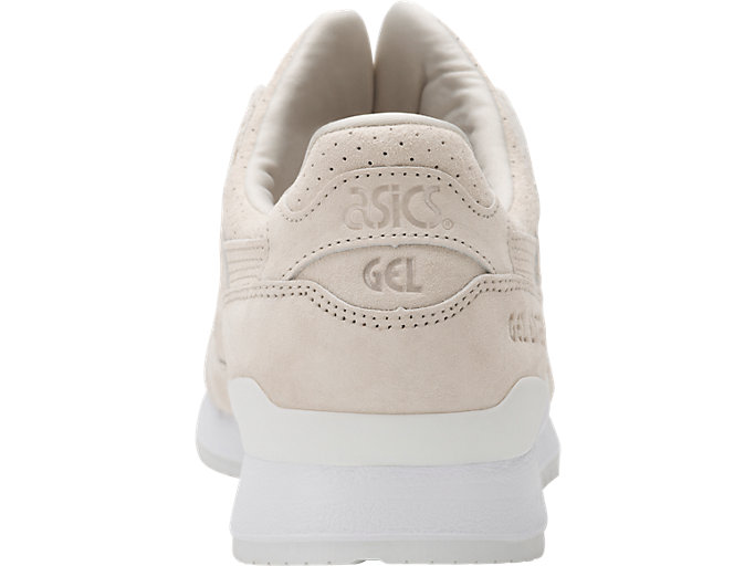 Back view of GEL-LYTE III, BIRCH/BIRCH