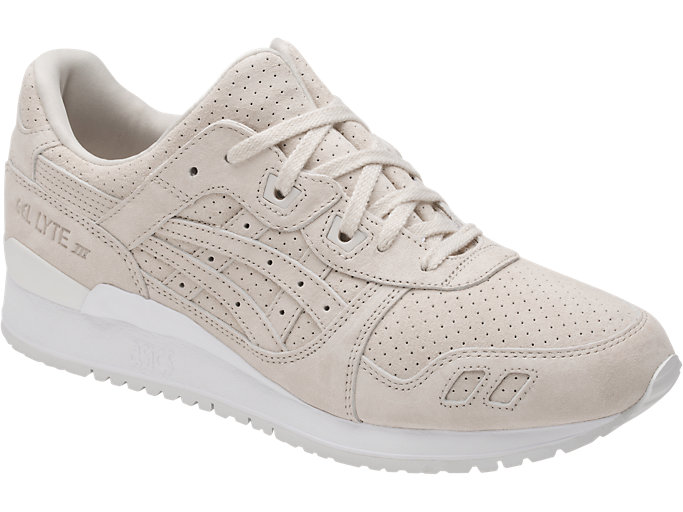 Front Right view of GEL-LYTE III, BIRCH/BIRCH