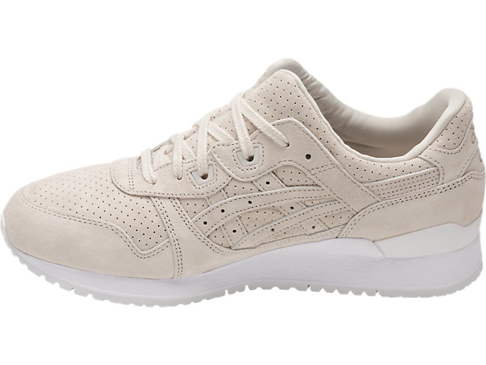 Left side view of GEL-LYTE III, BIRCH/BIRCH