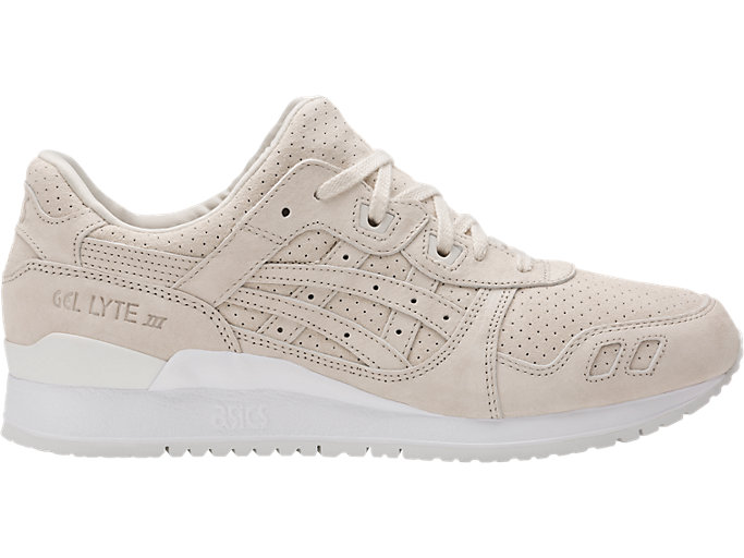 Right side view of GEL-LYTE III, BIRCH/BIRCH