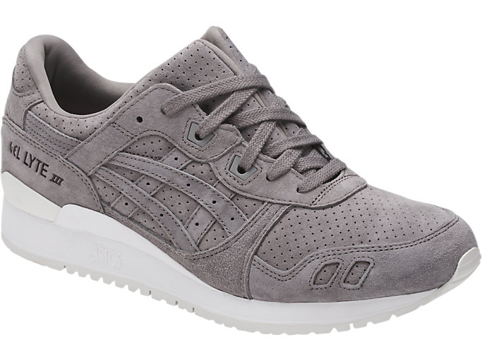 Front Right view of GEL-LYTE III, ALUMINUM/ALUMINUM