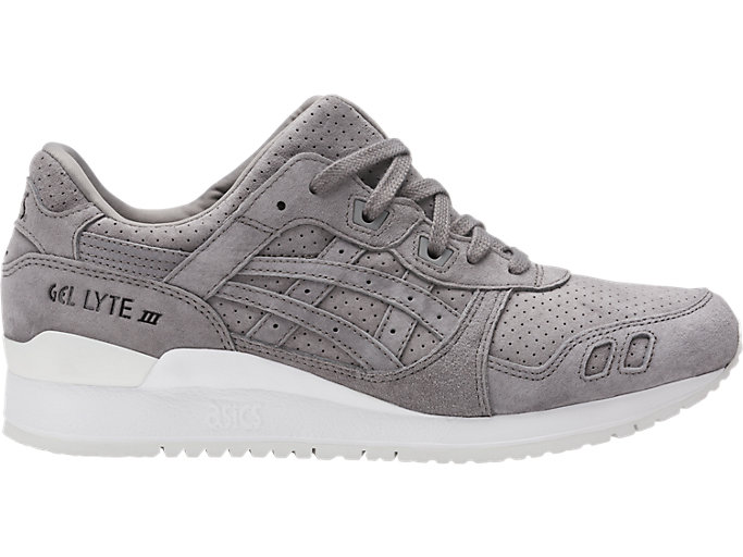 Right side view of GEL-LYTE III, ALUMINUM/ALUMINUM