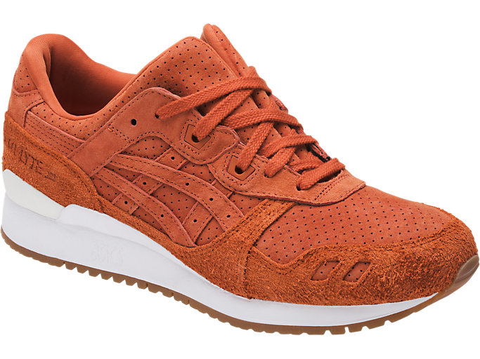 Front Right view of GEL-LYTE III, SPICE ROUTE/SPICE ROUTE