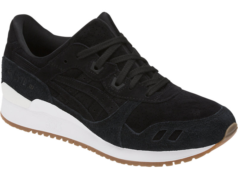 Classique Asics Gel Lyte Iii Chaussures Brown Chaussures