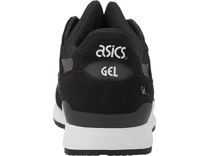 Back view of GEL-LYTE III, BLACK/BLACK