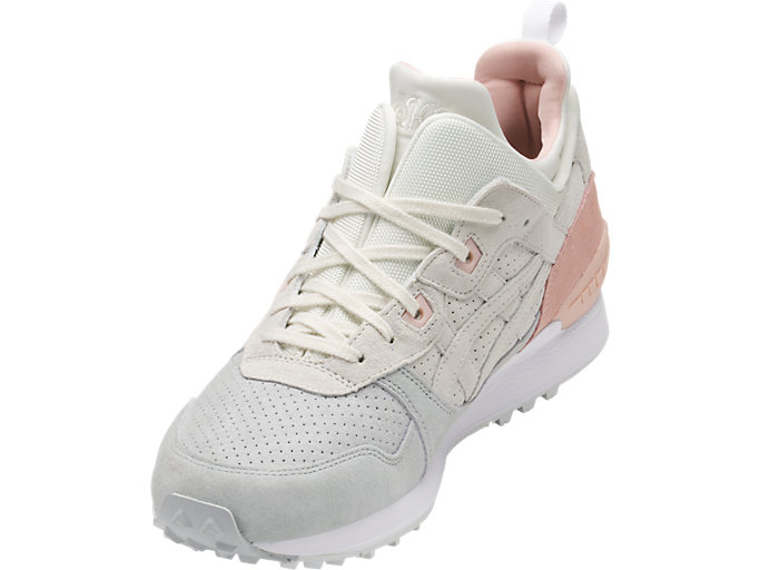 Front Left view of GEL-LYTE MT, Cream/Cream