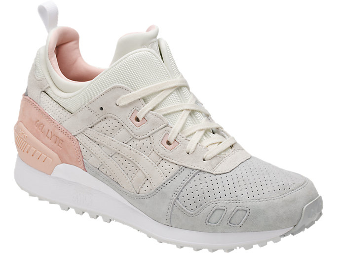 Front Right view of GEL-LYTE MT, Cream/Cream