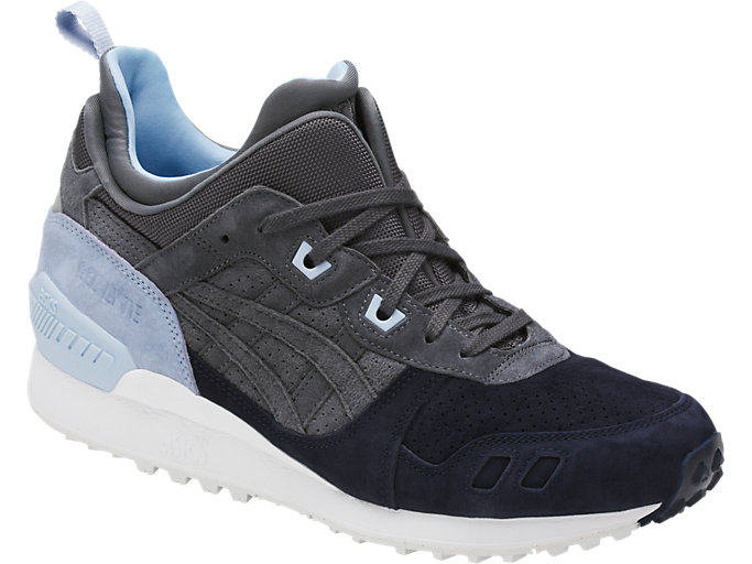 Front Right view of GEL-LYTE MT, Carbon/Carbon