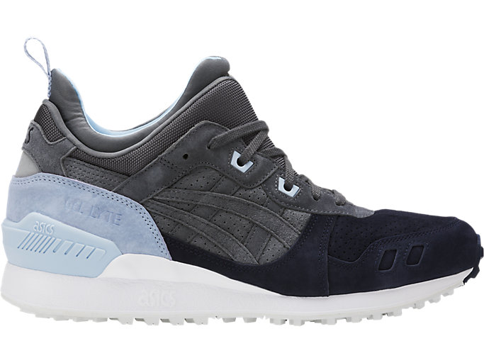 Right side view of GEL-LYTE MT, CARBON/CARBON