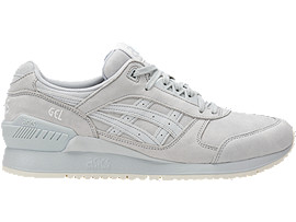 Right side view of GEL-RESPECTOR, Glacier Grey/Glacier Grey