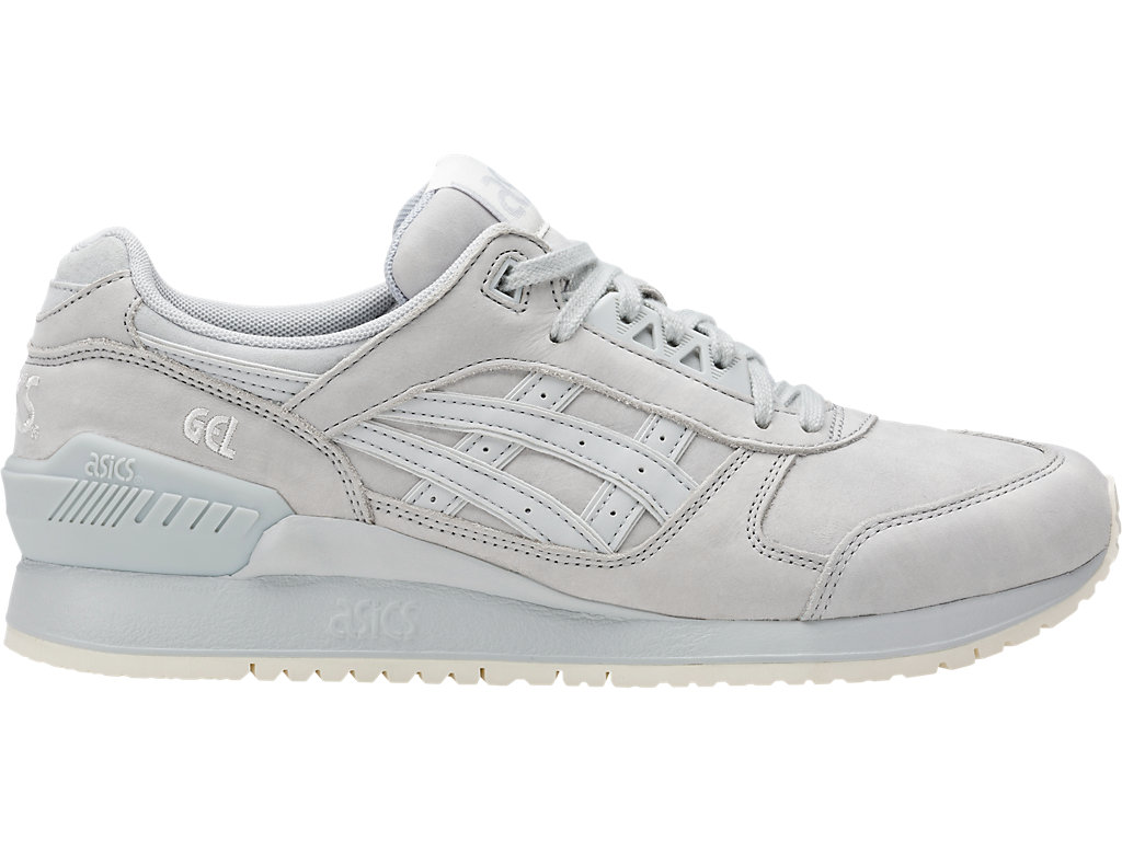 GEL-RESPECTOR | Men | Glacier Grey/Glacier Grey | Men's Sneakers | ASICS