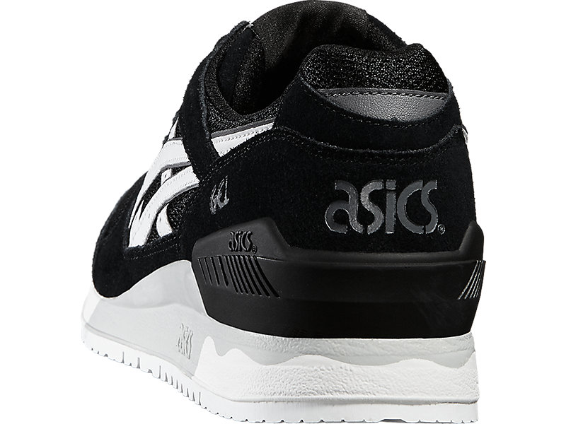 GEL-RESPECTOR BLACK/WHITE 13