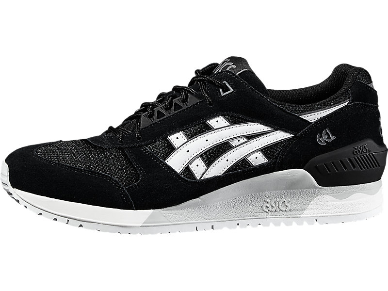 GEL-RESPECTOR BLACK/WHITE 1
