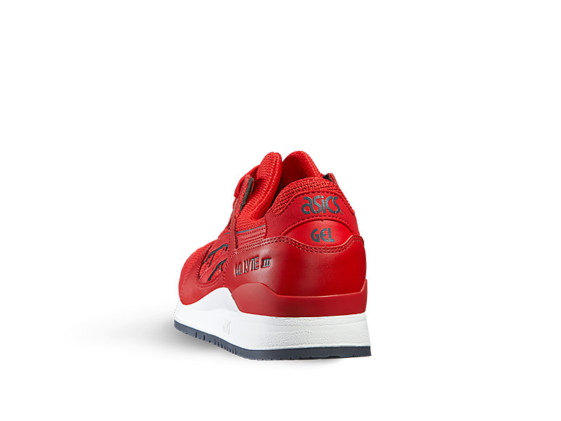 GEL-LYTE III RED 13 BK
