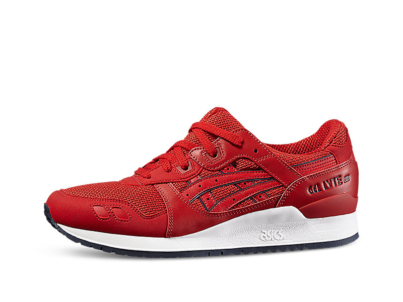 GEL-LYTE III RED 1 FR