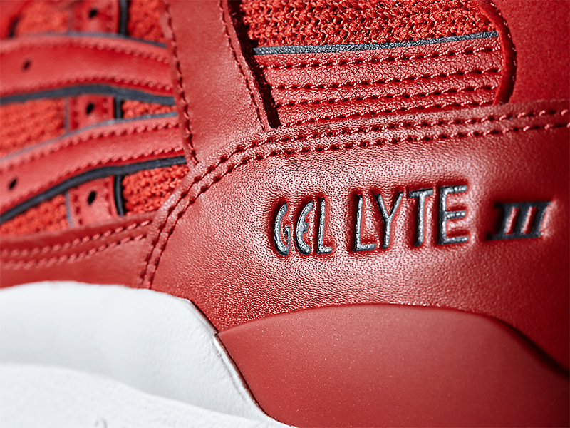 GEL-LYTE III RED 17 Z