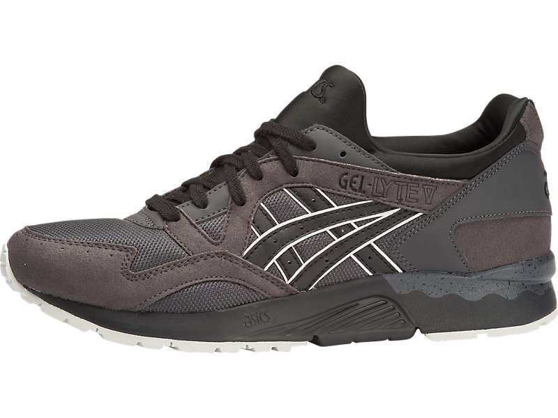 GEL-Lyte V Dark Grey/Black 1