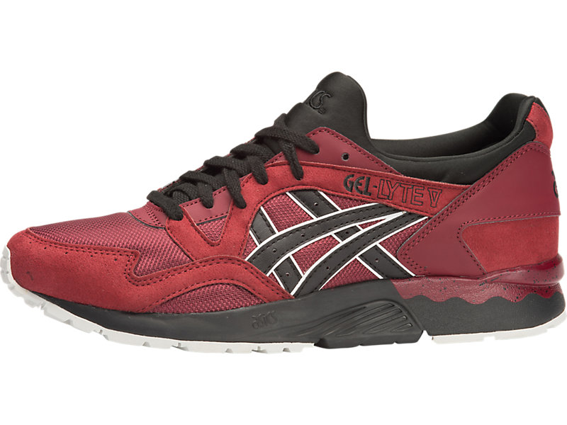 GEL-Lyte V Pomegranate/Black 1 RT