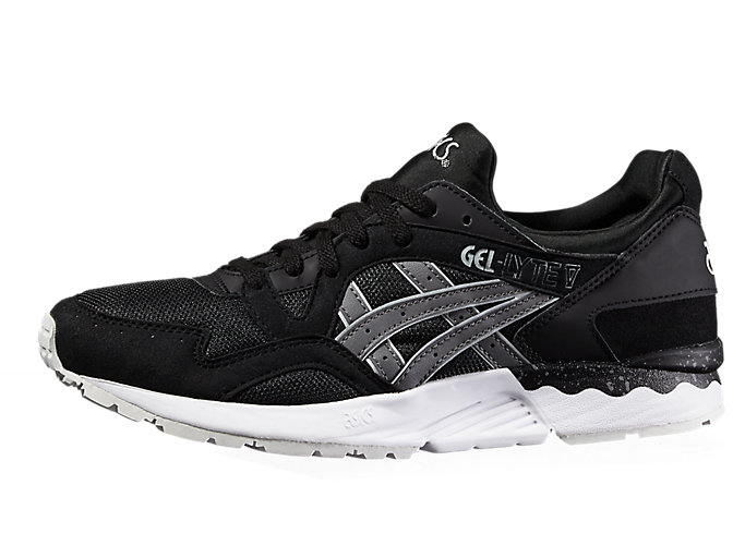 Front Right view of GEL-LYTE V, BLACK/GREY