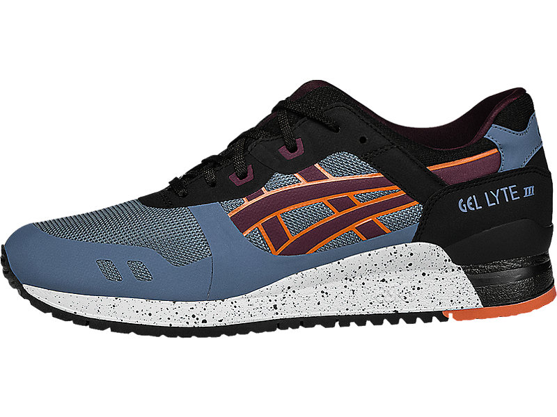 GEL-Lyte III NS Blue Mirage/Rioja Red 1 RT