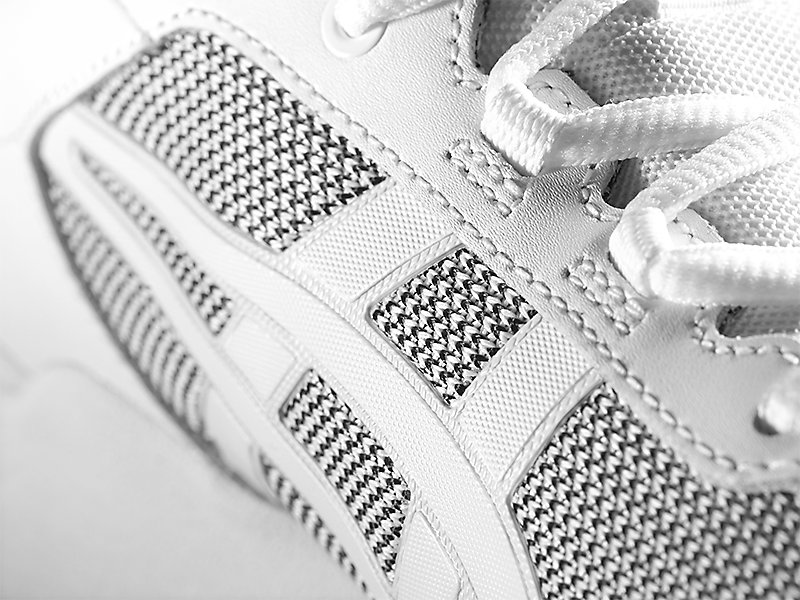 GEL-LYTE RUNNER WHITE / WHITE 17