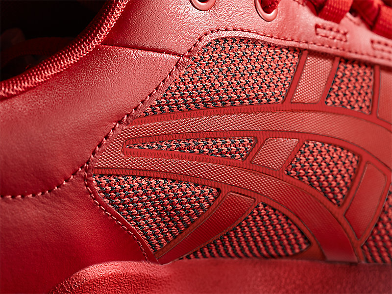 GEL-LYTE RUNNER RED / RED 17