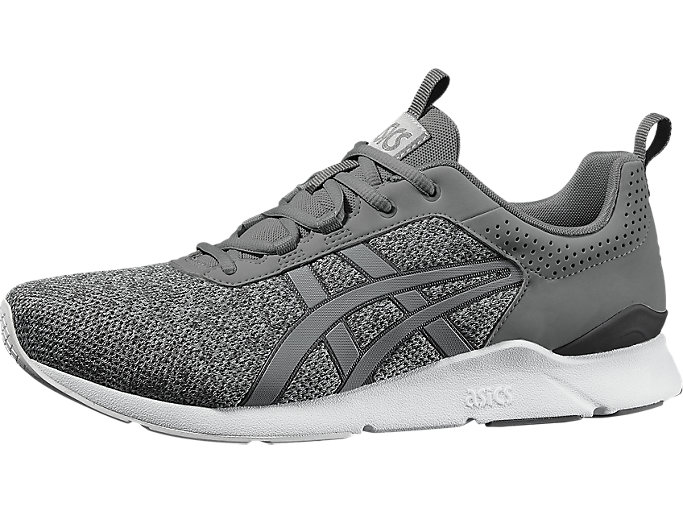 Right side view of GEL-LYTE RUNNER, LIGHT GREY/LIGHT GREY