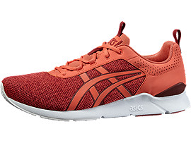 Front Right view of GEL-LYTE RUNNER, HOT CORAL/HOT CORAL