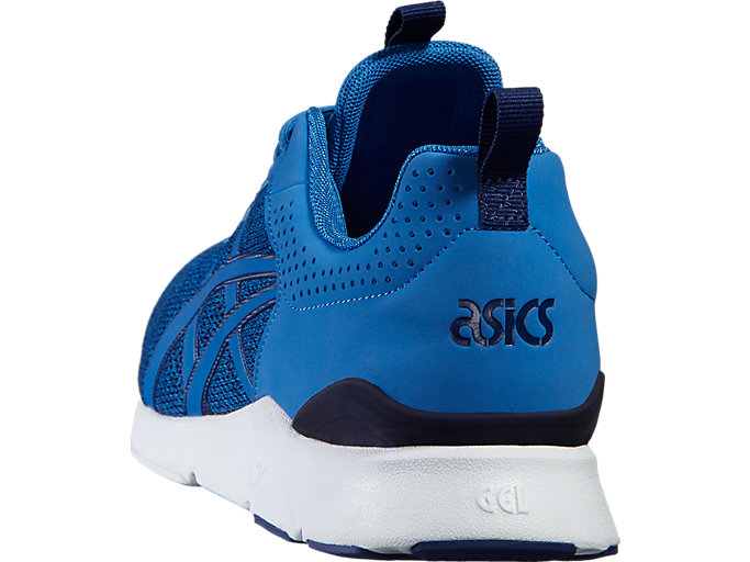 Back view of GEL-LYTE RUNNER, CLASSIC BLUE/CLASSIC BLUE