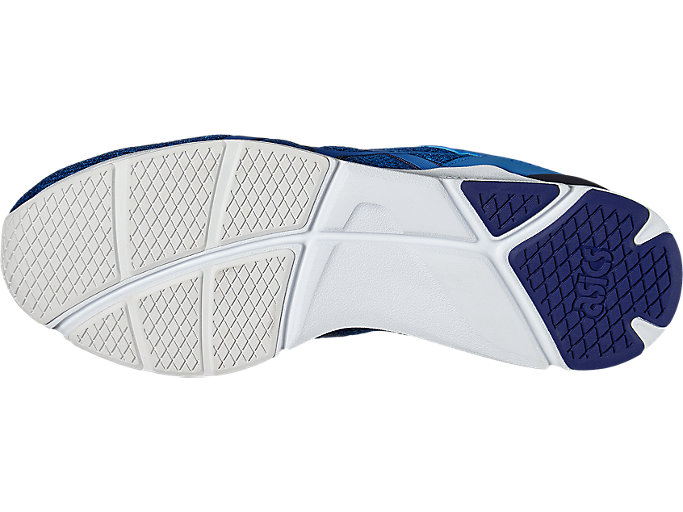Bottom view of GEL-LYTE RUNNER, CLASSIC BLUE/CLASSIC BLUE