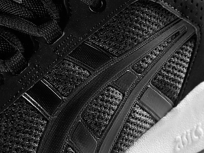 Alternative image view of GEL-LYTE RUNNER, BLACK/BLACK