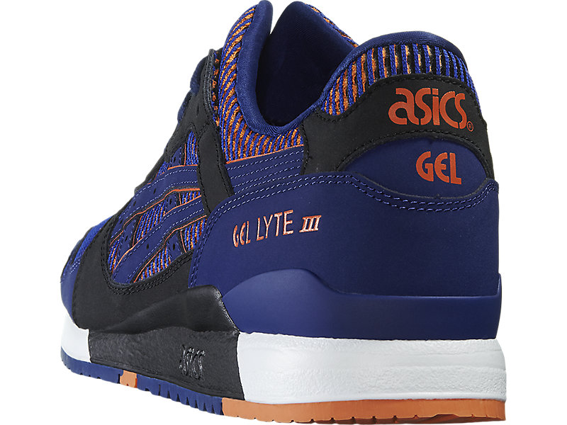 GEL-Lyte III Blue Print/Orange 13 BK