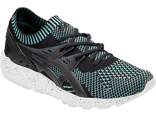 GEL-KAYANO TRAINER KNIT MINT/BLACK
