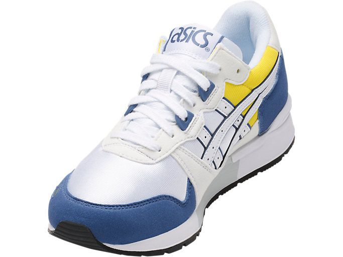 Front Left view of GEL-LYTE, WHITE/WHITE
