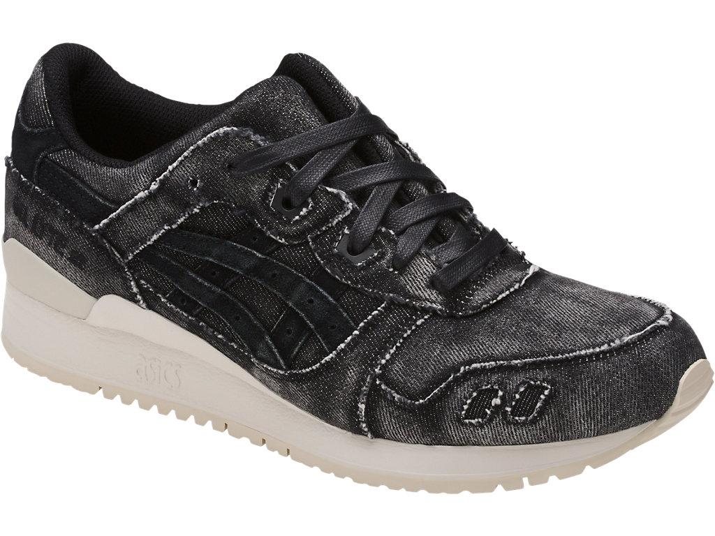 Asics Gel Lyte 3 sneaker zwart