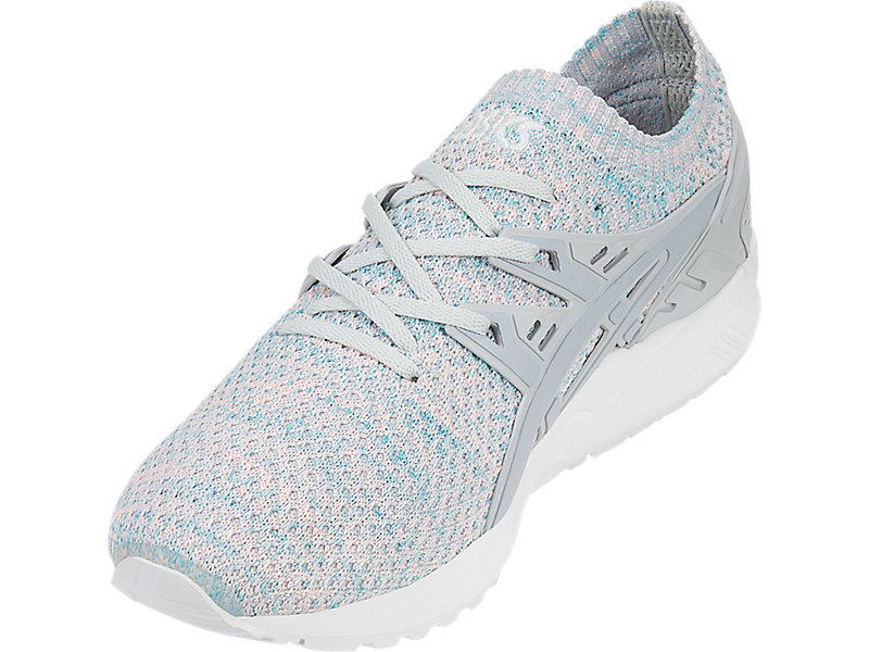 GEL-KAYANO TRAINER KNIT GLACIER GREY/MID GREY 13 FL