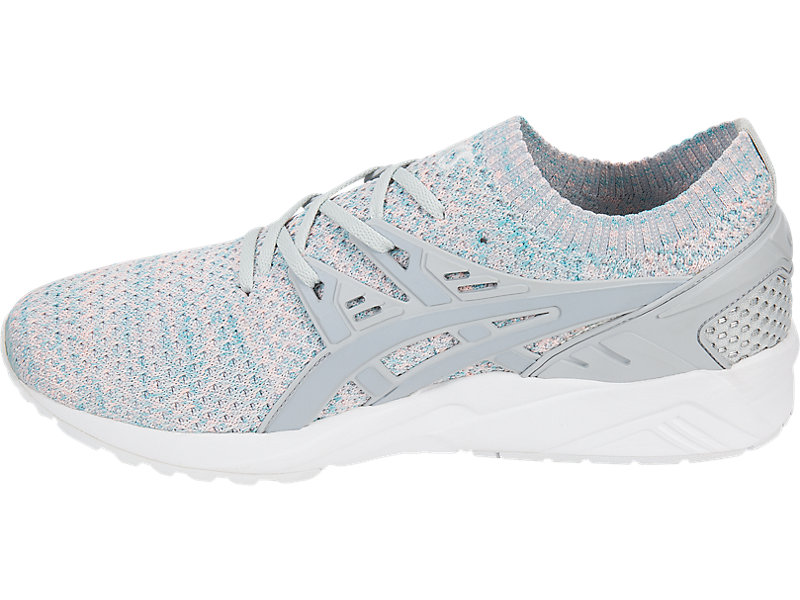 GEL-KAYANO TRAINER KNIT GLACIER GREY/MID GREY 9 FR