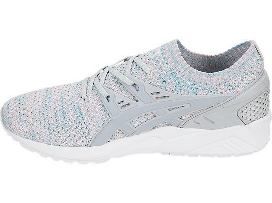 GEL-KAYANO TRAINER KNIT GLACIER GREY/MID GREY