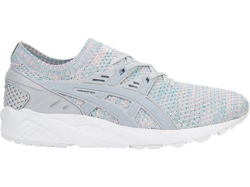 GEL-KAYANO TRAINER KNIT ALUMINUM/ALUMINUM 1 RT