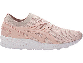Right side view of GEL-KAYANO TRAINER KNIT, EVENING SAND/EVENING SAND
