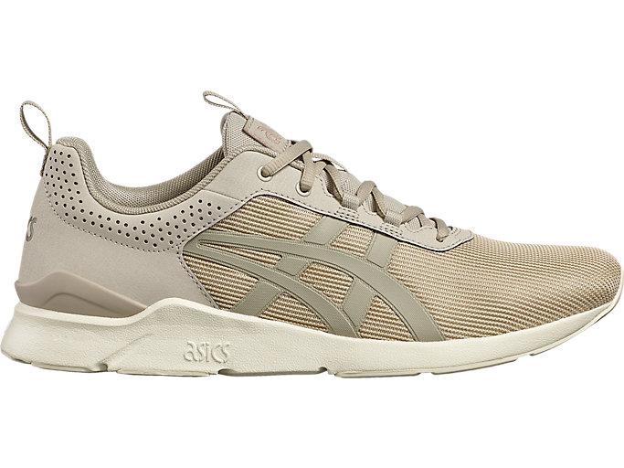 Right side view of GEL-LYTE RUNNER, FEATHER GREY/FEATHER GREY