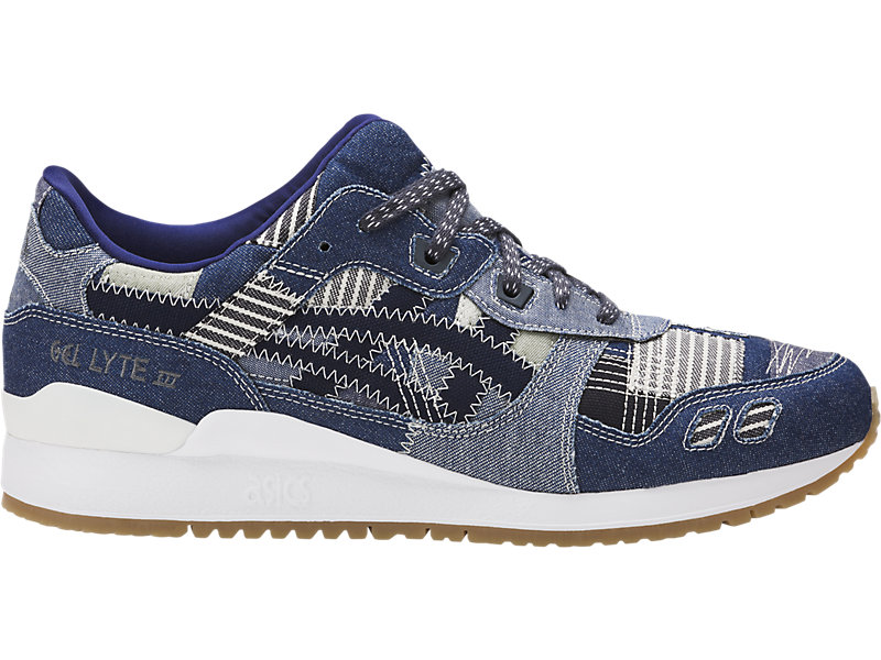 GEL-LYTE III INDIGO BLUE/PEACOAT 1 RT