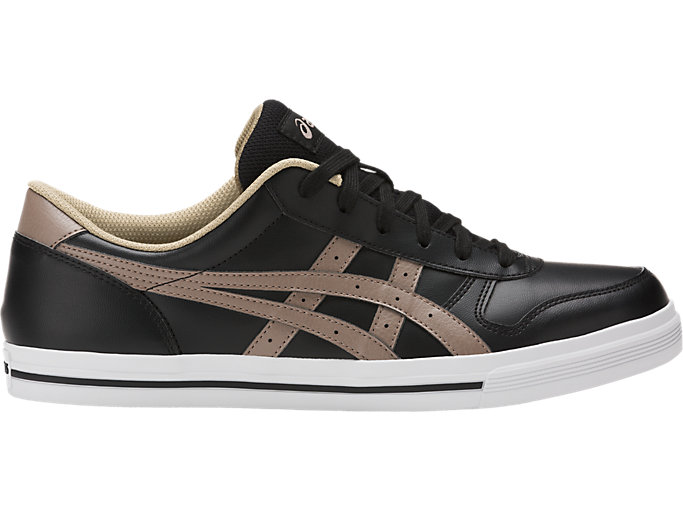 super popular 1730b 47afc AARON | Men | BLACK/TAUPE GREY | Women's Shoes | ASICS Tiger NL