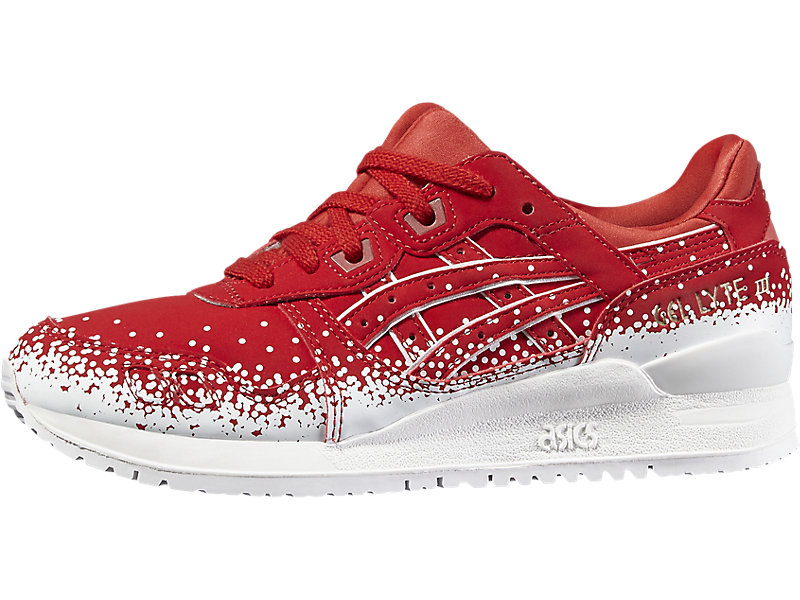 GEL-Lyte III Red/Red 1