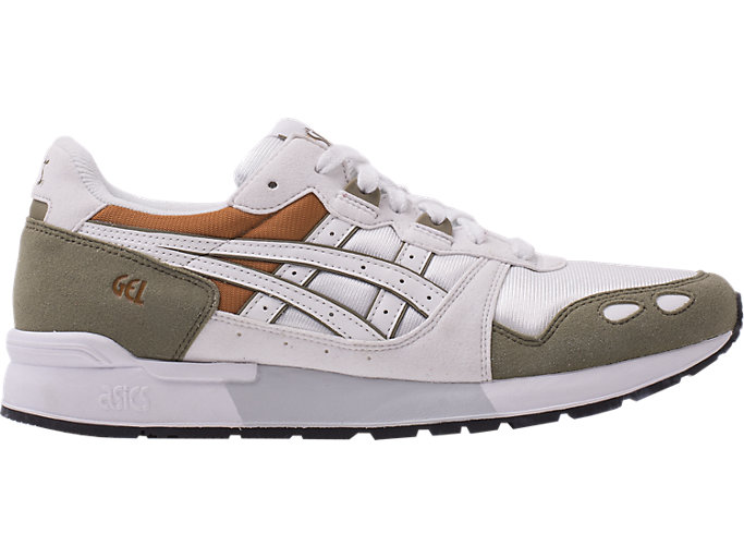 Right side view of GEL-LYTE, ALOE/WHITE