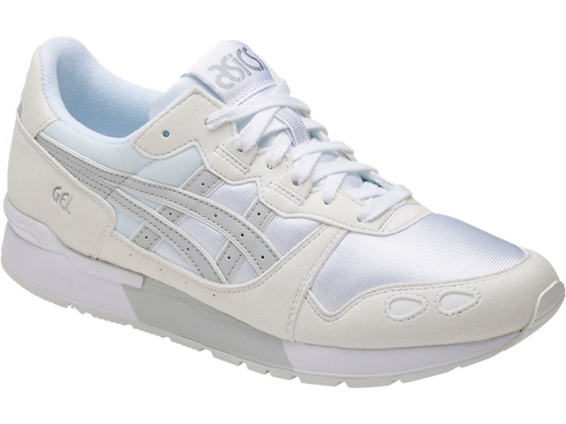 GEL-LYTE WHITE/GLACIER GREY 5 FR