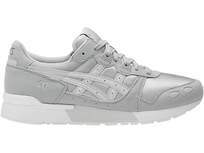 Right side view of GEL-LYTE, MID GREY/GLACIER GREY